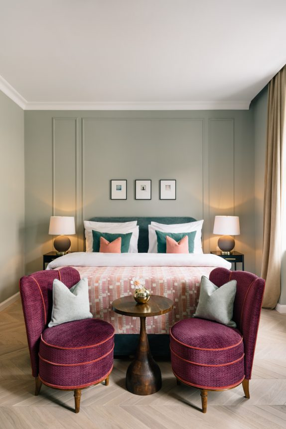 (Mozart). Boutique Hotels in the City of Salzburg