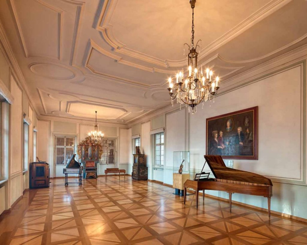 Virtual tour to Mozart Residence