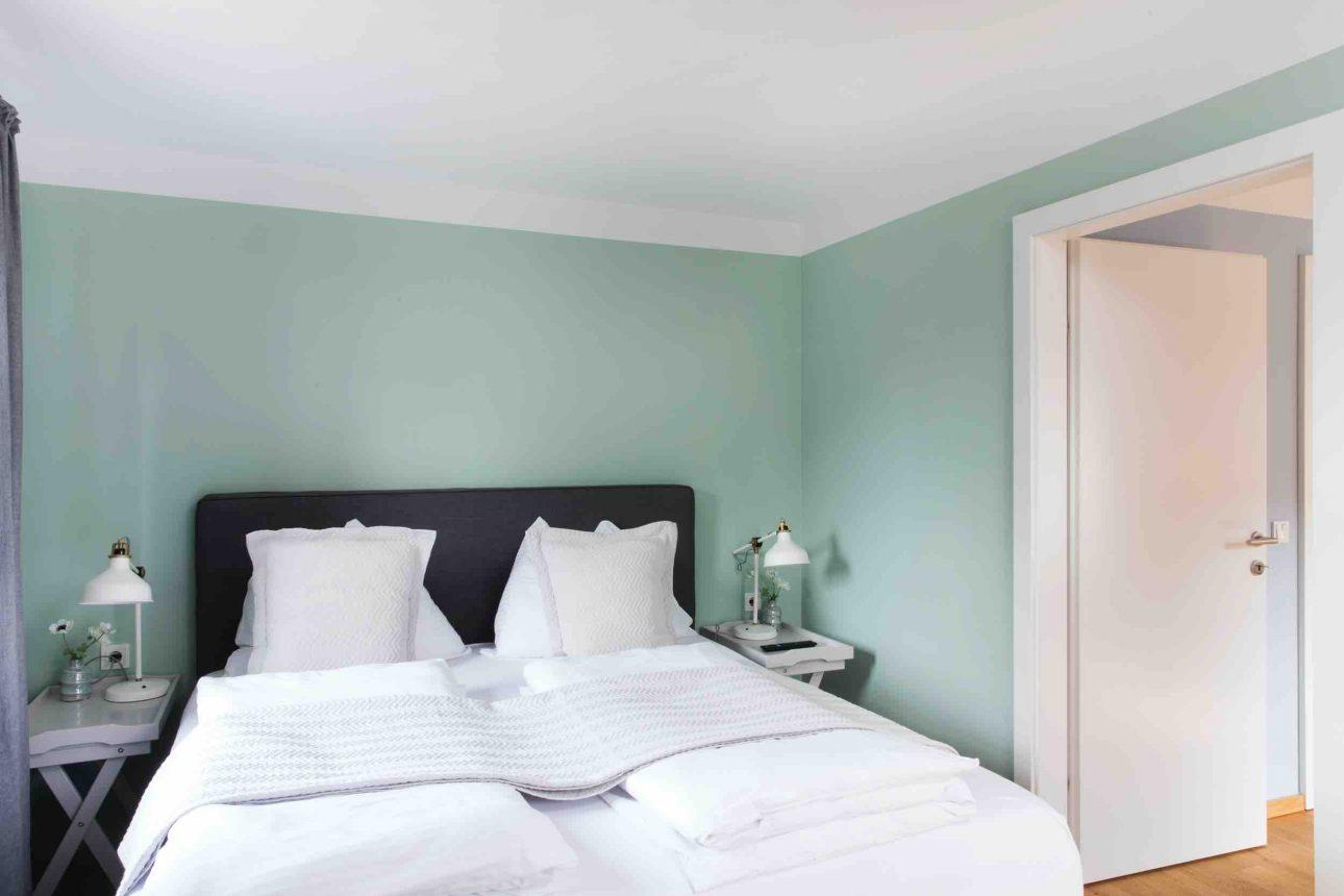 (Villa Charlotte). Ferienunterkunft zum Staunen im Apartment Wolfgangsee in der Villa Charlotte