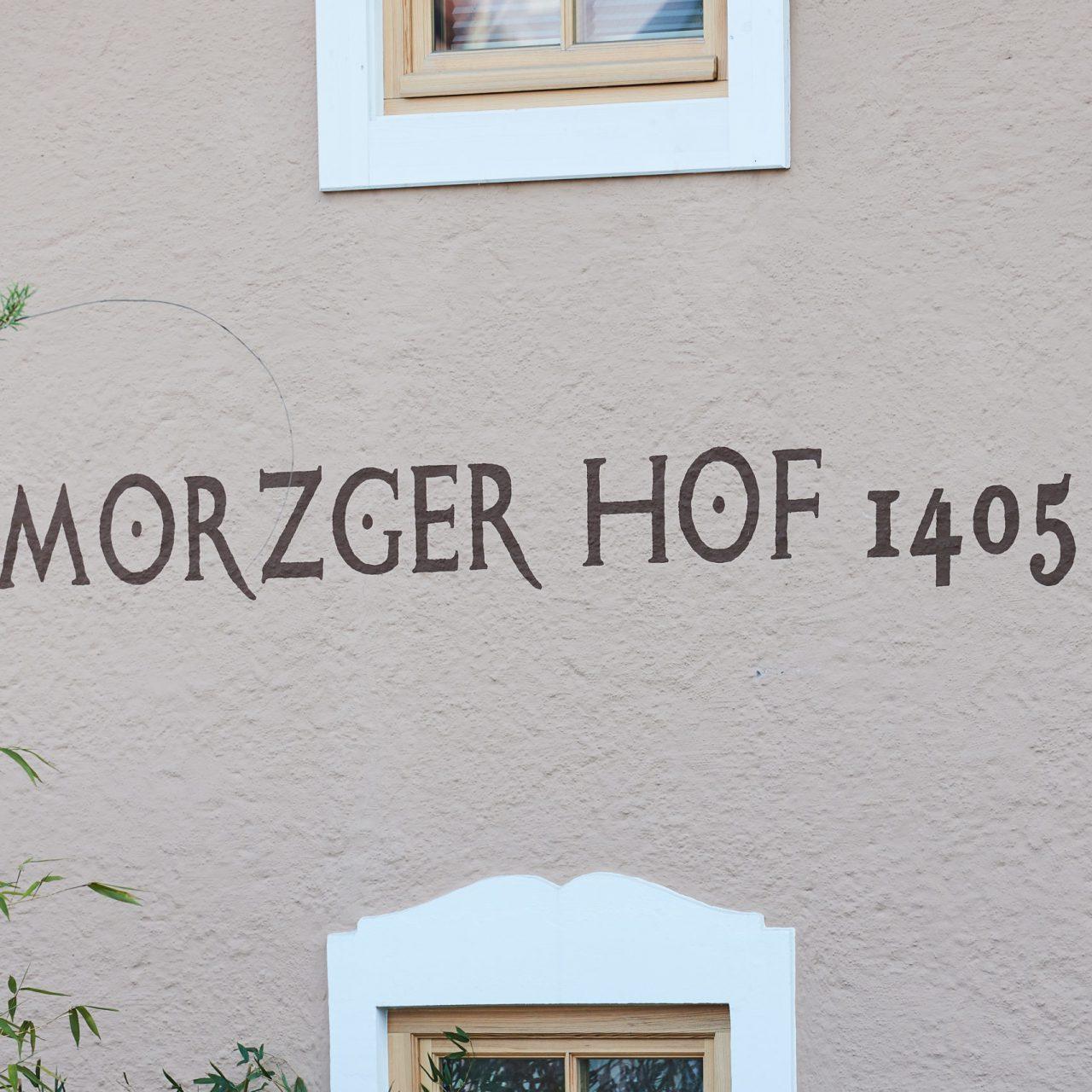 (Morzger Hof).