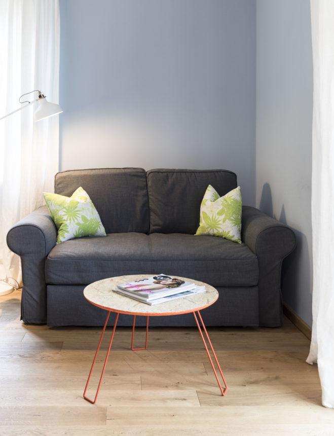 (Villa Charlotte). Villa Charlotte Traunsee Couch