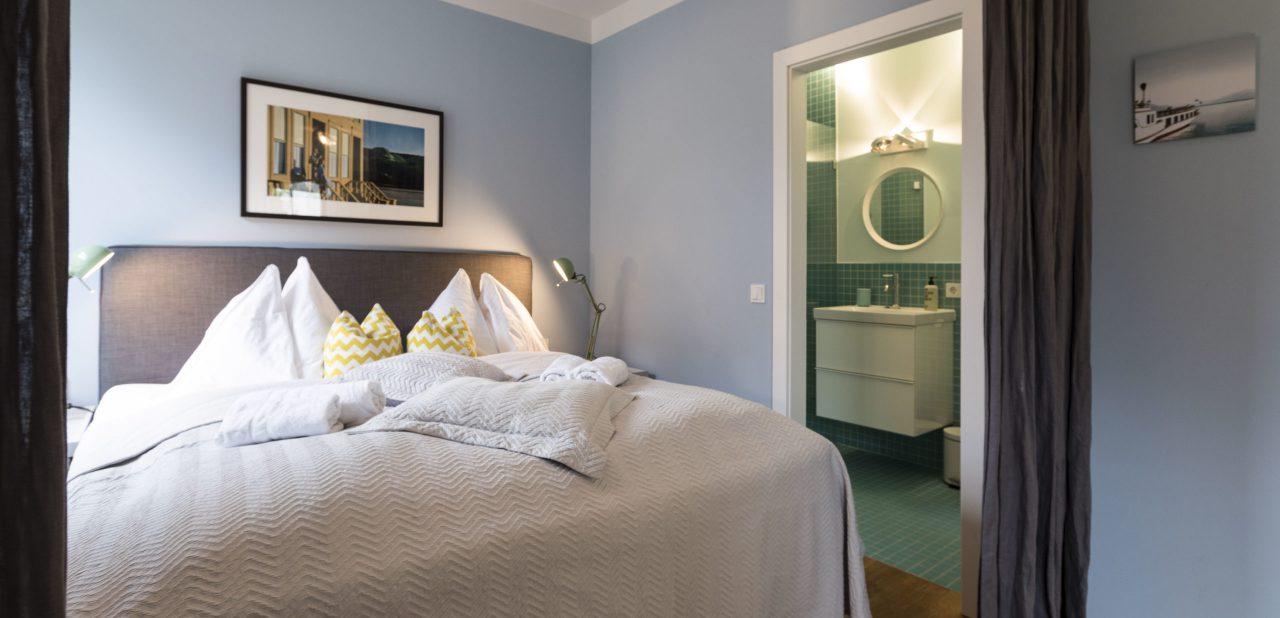 (Villa Charlotte). Urlauben in Salzburg im Apartment Traunsee der Villa Charlotte