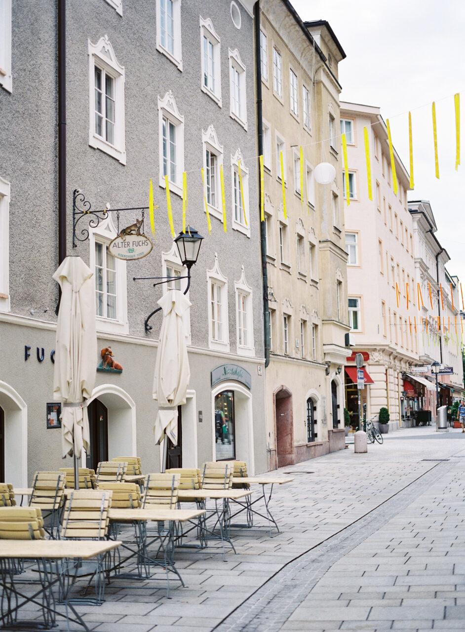 Linzergasse Salzburg
